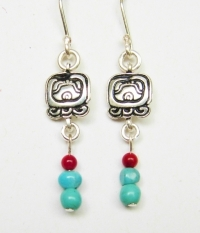 Earrings Ajmaq / Cib