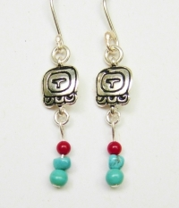 Earrings I'q / Ik