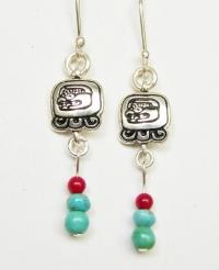 Earrings Kan / Chicchan