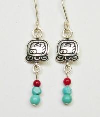 Earrings Kej / Manik